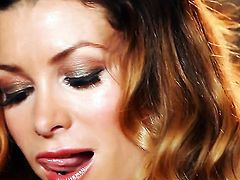 Heather Vandeven kills time stroking her love tunnel
