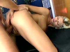 Blowjob is what she likes to do and she is great in that, when that cock is hard enough she jumps on it and rides it wild and hard.