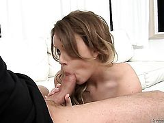 Peter North attacks gorgeously sexy Alexis AdamsS mouth with his love torpedo
