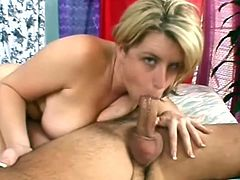 Horny Big Titted Lisa Enjoys A Hard Cock Doggystyle