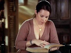 Alyssa Milano - Charmed season 7-8 collection
