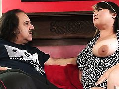 Ron Jeremy has unforgettable sex with Kelly Shibari