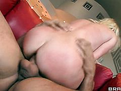 Ramon pops out his fuck stick to fuck Elaina Rae