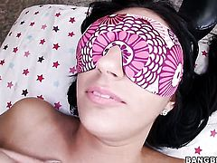 Amber Cox having sensual sex