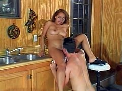 Her Latina pussy is so eager to be pumped. Candy Estefana is her name and she is having so much fun today! Oh, babe is so sexy!