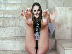 Tori Black Feet Fetish