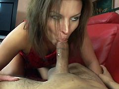 Bailey Brooks is a honey that loves it big and she is going to enjoy it deep in her wet beaver! Oh, shit she is so fucking hungry and lusty!