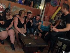 Need a Pub, where you can find hot plump girls, looking for action? If you do, then welcome! Here at Fatty Pub we have only big, chunky whores, that are not ashamed to have a lot of drinks and hard cocks! Hang around with us and see, how things get wild in no time. Why miss seeing, what you like?