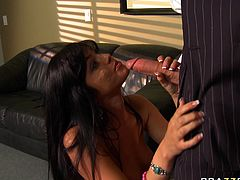 She loved to get fucked in her pussy by her boss