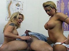 Hot nurses rebecca steele & brooke haven