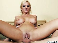 Danny Wylde gets pleasure from fucking Lexi Swallow