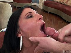 I love me a hot MILF and this one has a great many skills, but top of the list is definitely her blowjob skills which are second to none.