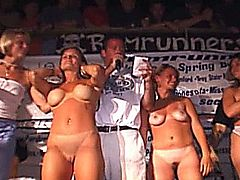 Miss THICKNESS - Special Assignment #3 - Spring Break 2001