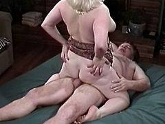 chubby mature a