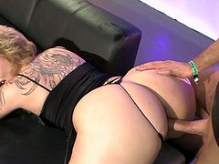 Big tits German sluts are having intense pleasures by fucking and enjoying loads of cum