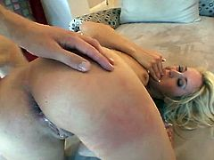 Come and see how a vicious blonde slut gets her ass and mouth blasted deep and hard into a massive orgasm in this wild free pov porn video provided by Porner Premium.