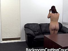 Girl Next Door Assfucked and Creampie