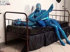 Watch these fucking fucktards in their tight costumes masturbating and pleasing each other by sucking a cock and rubbing wet pussy in Fun Movies sex clips.