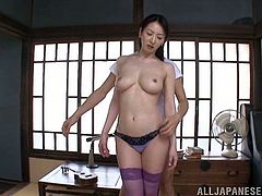 Stunning Japanese girl is going to take over your cock with her mouth! You are gonna love this amazing POV porn from Japan!