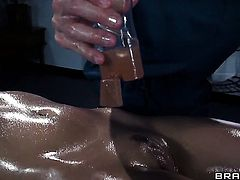 Jessie Volt is on fire in anal sex action with hot bang buddy Johnny Sins