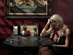 All known Michael Vegas swears with hot blonde whore