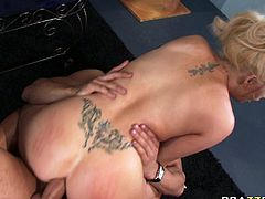 Dirty anal sex with thick Candy Manson  and Danny Mountain
