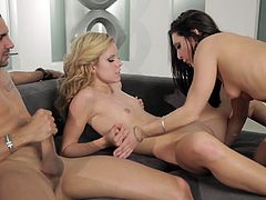 Nikki Daniels and Victoria Lawson Tell us the Benefits of A Threeway!