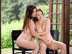 Press play on this hot Lesbian scene where these horny beautiful hotties have a great time pleasing one another on camera.