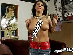 Big Boobs are Cool! 3 - Revenge of the Areola. Featuring Bella Vendetta, Nova, T.A., Regan Reese, Roxxxie Rose, Joanna Angel. The big tits are back in town, with Joanna's crew, looking for dicks to titfuck!