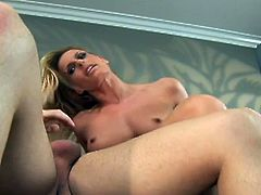 Matures HD brings you an exciting free porn video where you can see how the horny blonde milf Darryl Hanah rides a hard cock into a massive explosion of orgasmic pleasure.