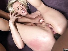 Courtney Taylor proves that she takes dick in the butthole like no other