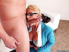 Anthony Rosano touches the hottest parts of nasty Phoenix Maries body before he bangs her fuck hole