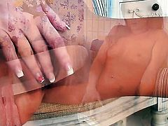 Natalia Forrest enjoying great masturbation session