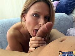 Light head captivating dirty bitch got her saggy warm slit stormily dilled from behind. Being in delight this busty babe fell on swallowing that hot penis. Watch this dirty bitch in My XXX Pass porn clip!