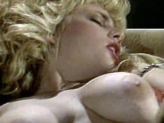 If you are big fan of classic sex movies then this wild sex scene is worth checking out. Appetizing gals are deep in dick and they hardly aware of what's going on around them.