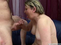 This sex-starved old woman just loves riding cock and reverse cowgirl is one of her favorite sex positions. What a dirty slut!