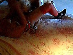 Amateur clip. Angie licking and fingering her grilfriend
