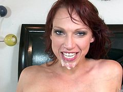 Just look at all these sizzling and horny angels! They are getting fucked and then getting facialized and filled in their mouth too! Nice compilation!