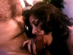 Watch this charming and sexy persian babe pleasing her friend by riding his large cock in her bedroom in The Classic Porn sex clips.