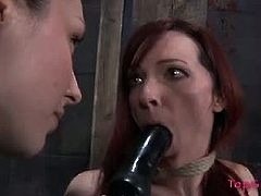 Emily Marilyn does not normally enjoy BDSM but there is something about the way Sister Dee dominates her will that makes everything so much hotter and she likes it so much.