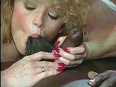 Hot tempered voracious big assed sluts licks incredibly black balls and enjoy one massive hardcore black dick by eat each other's shaved kitties tenderly at the same time. Enjoy this dirty 3some sex in The Classic Porn sex clip!