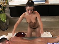 Kaci Star needs nothing but a hard meat stick in her hands to get orgasm