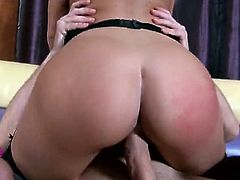 Chelsey Lanette is a blonde Dutch slut. She gets slammed hard in her tiny pussy after she licks the dude's balls and sucks on his throbbing cock for a while.
