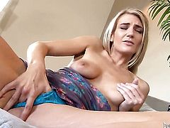Cameron Canada kills time sucking Will Powerss rock hard rod