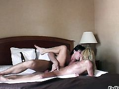 Manuel Ferrara gets pleasure from fucking unthinkably hot Amy Brookes face after she gets assfucked