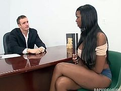 Sexy Codi Bryant is the kind of hottie that anyone would love to see shakin' her ass! She has a nice pair of big natural titties!