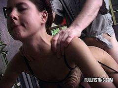 Wife Extremely Horny Want To Get Fisted