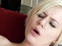 Sex obsessed tramp Kelly Klass gets the pleasure from butthole pounding like never before