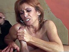 If you like cum in mouth compilations then you are going to fuckin' love this shit right here, jizz in bitch's mouths! Right here!