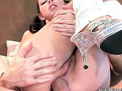 Missy Stone is in the mood for anal hole fucking
